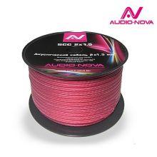 Акустический кабель 2х1.5 мм